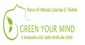 Green Your Mind- evento 4 Settembre 2021